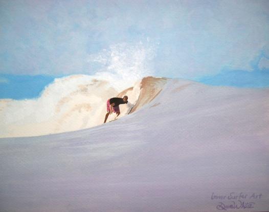 """surf art"", ""surf painting"", ""inner surfer art"", ""costa rica art"", ""custom art"", ""dave white painting"", ""dave white art"""