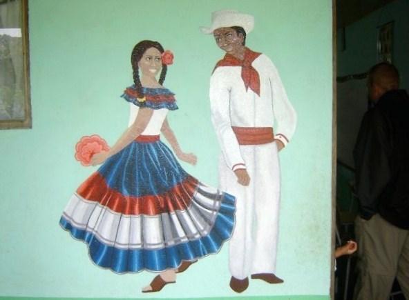 la cruz de abangares, peace corps costa rica, costa rica mural, peace corps mural, artist dave white, ashburn mural artist, loudoun mural artist