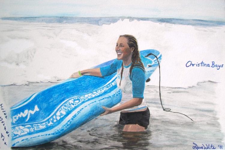 """""""surf art"""", """"inner surfer art"""", """"surfer art"""",""""dave white art"""""""