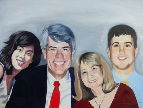 """""""family portrait painting"""", """"portrait painting"""", """"family painting"""", """"oil portrait"""", """"family portrait art"""", """"dave white artist"""", """"portrait artist"""", """"leesburg artist"""", """"northern virginia artist"""", """"loudoun artist"""", """"dc artist"""""""