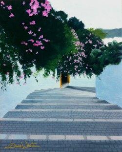 spain art, spain painting, spanish art, spanish painting, artist dave white, dave white paintings, dave white art, ibiza art, ibiza painting