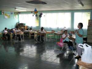 La Cruz School Kids Costa Rica
