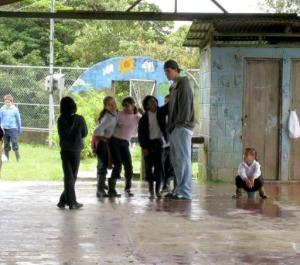 La Cruz School Kids 2 Costa Rica