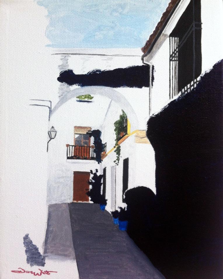 Cordoba, Spain in Progress