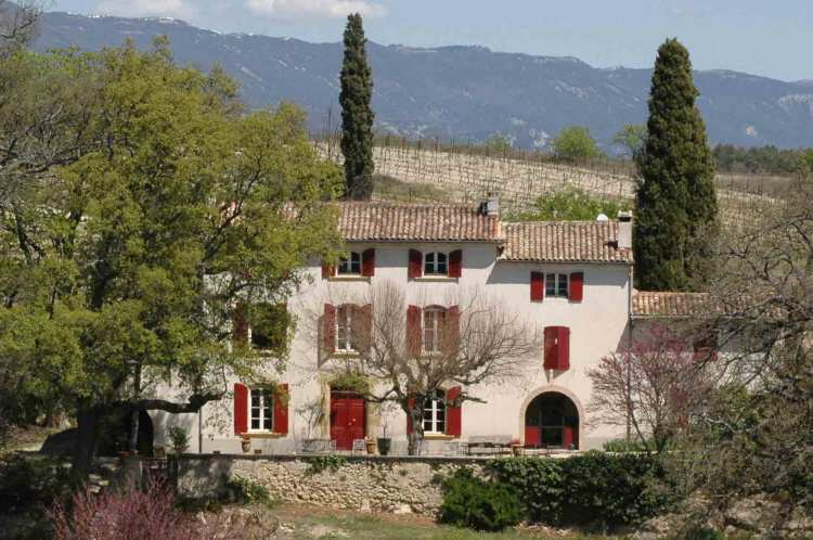 French Chateau La Tuiliere