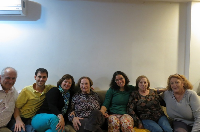 Argentina Szeinfeld Family