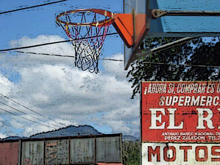 Pura Vida Basketball