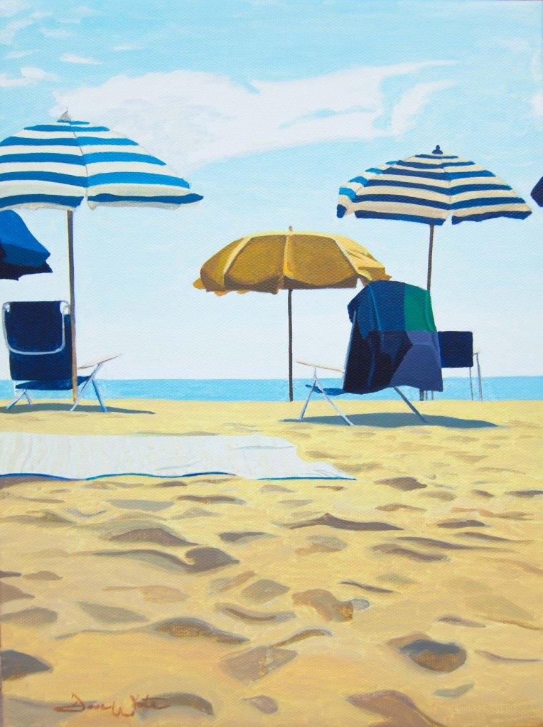 rehobeth beach painting, rehobeth beach art