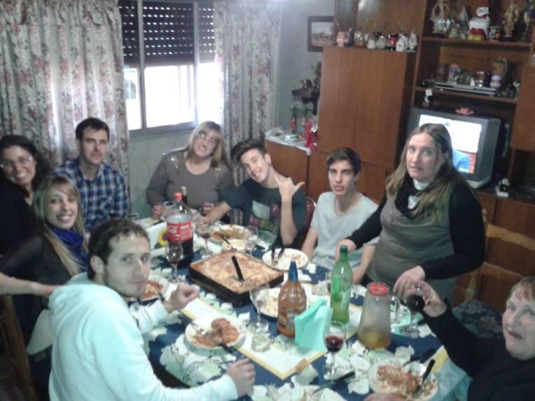 Argentina Tia Dela's House