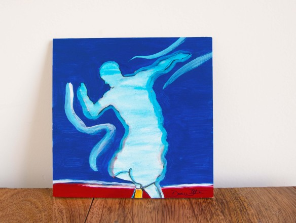 """dance painting"", ""dance art"", ""dave white artist"", ""dave white art"", ""abstract dance"", ""figurative dance art"""