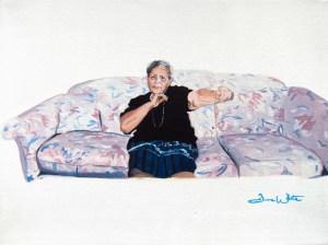 """grandmother portrait painting"", ""abuela pintura"", ""grandma portrait painting"", ""portrait painting"", ""loudoun artist"", ""dave white artist"", ""dave white art"", ""portrait artist"", ""portrait art"", ""ashburn virginia artist"", ""leesburg virginia artist"""