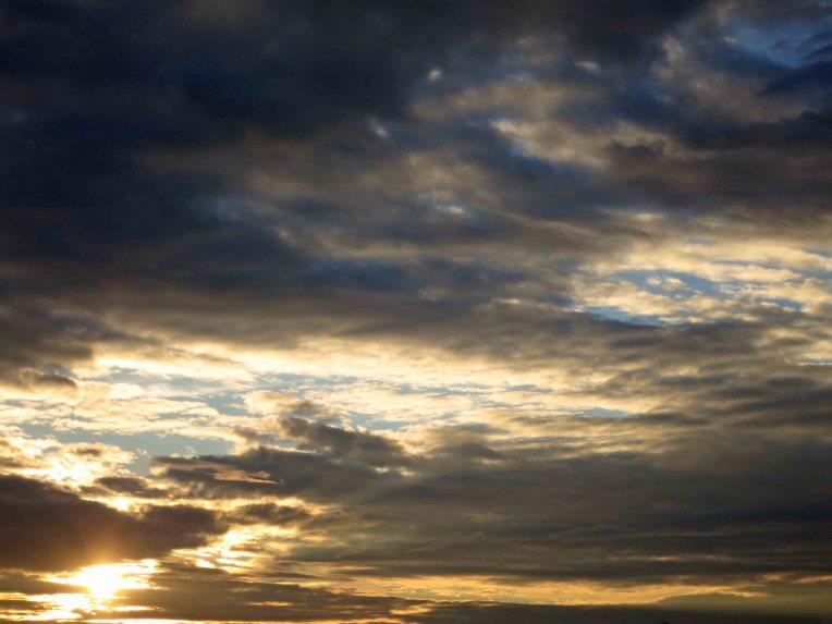 evening sky, sky photography, sunset, artist dave white, sky photographer, art