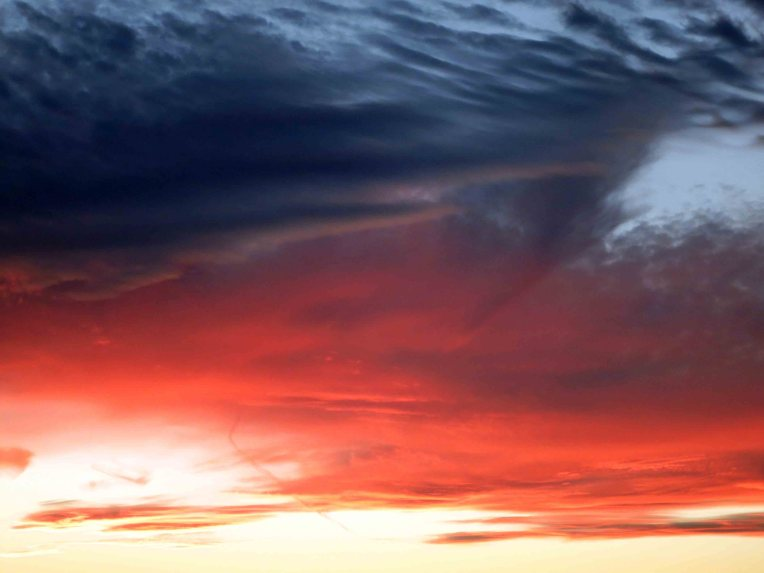 sky photography, sky, photography, art, artist dave white, sunset, evening