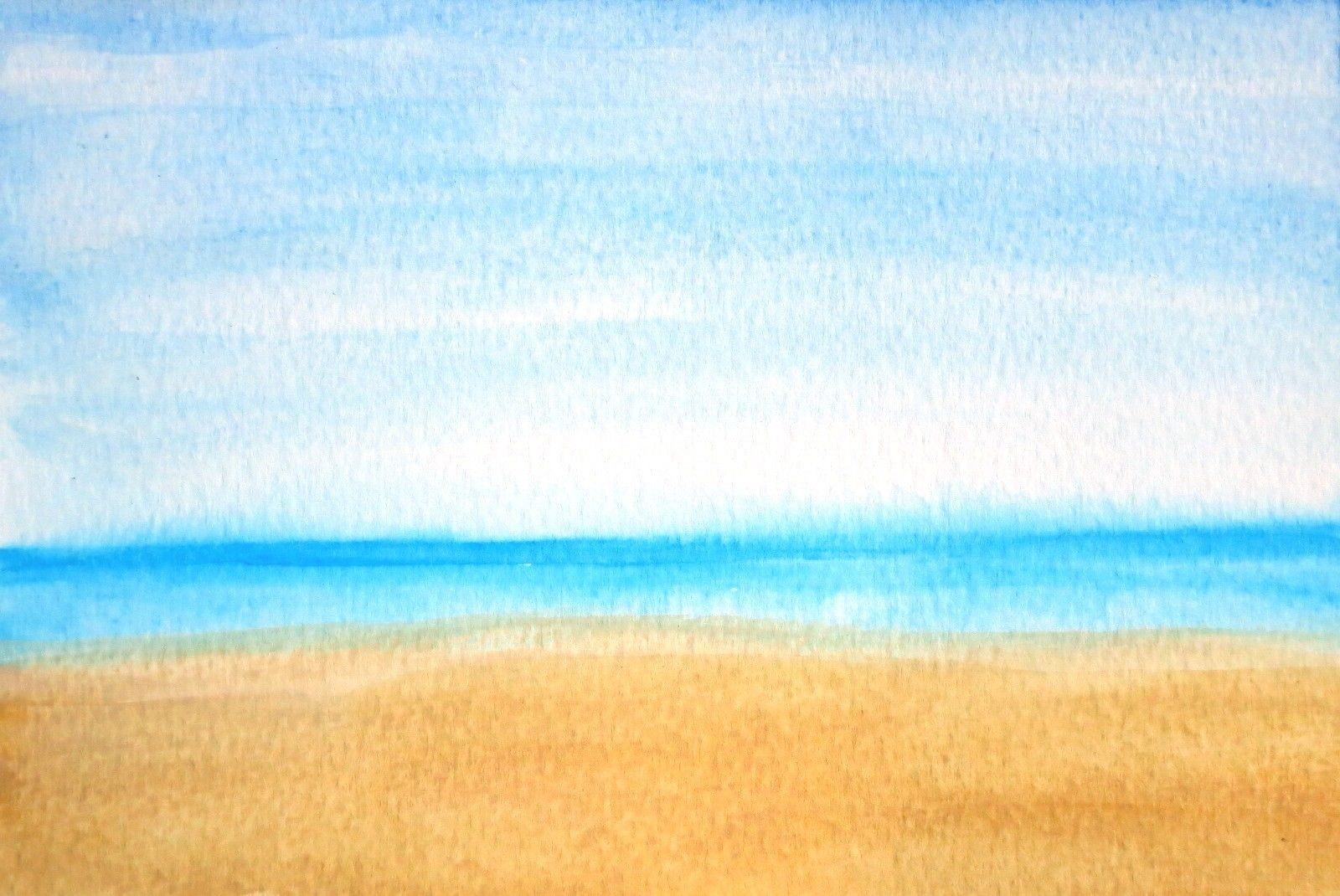 Abstract Painting How To Calming Beach Painting Artist Dave White Ashburn Va