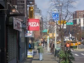 East Village, New York City Pizza