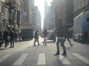 West Broadway, New York City