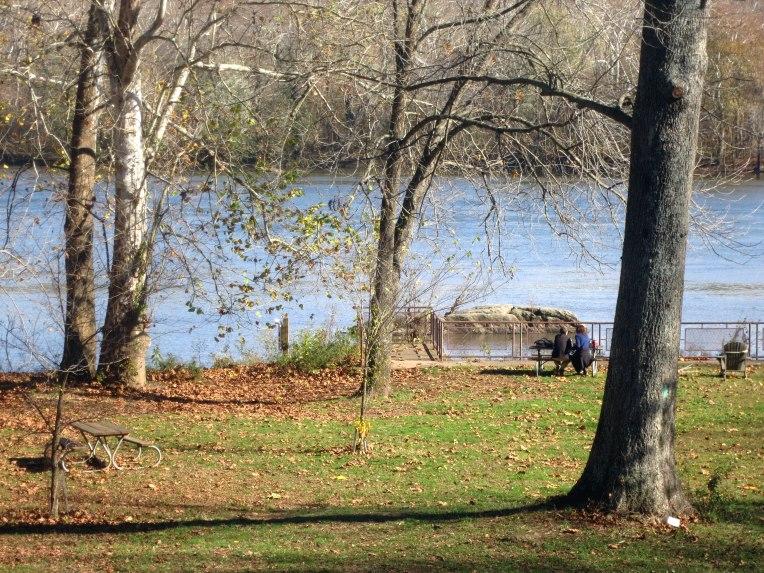 Riverbend Park, Potomac River