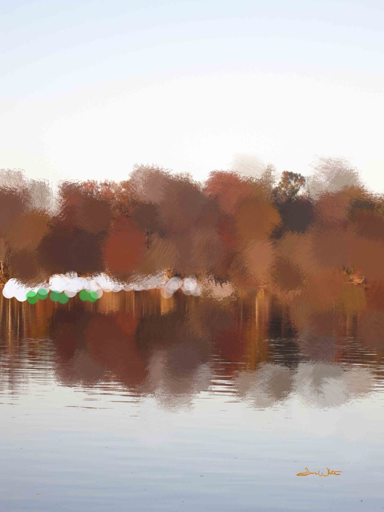 photography, artist dave white, dave white art, impressionism, abstract, landscape, art