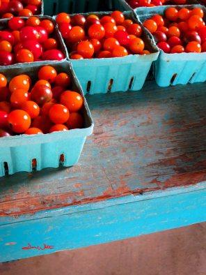cherry tomatoes, tomatoes, tomato, food art, food photography