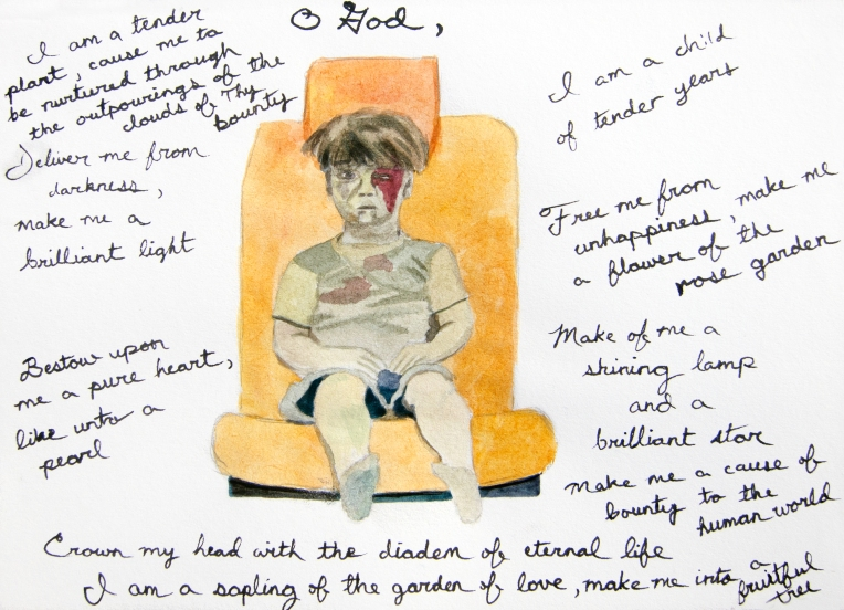 syria, art, painting, war