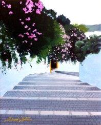 ibiza painting, spanish painting, spanish art, spain art, ibiza art