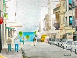 montevideo painting, uruguay painting, montevideo art, uruguay art, uruguayan painting, montevideo, south american art, latin american art