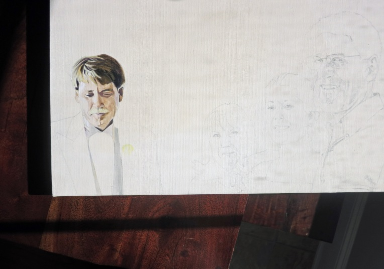 portrait painter, portrait painting, oil portrait artist, portrait artist