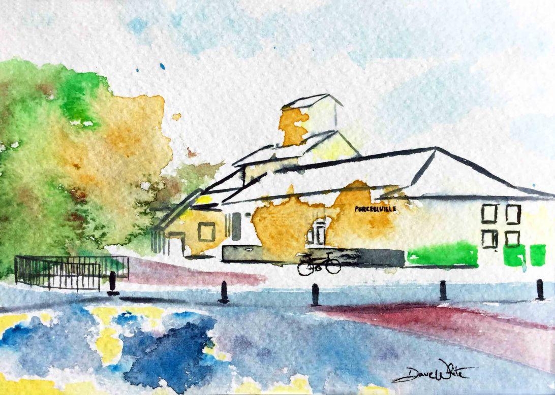 purcellville, purcellville virginia, purcellville art, w&od rail, washington and old dominion trail