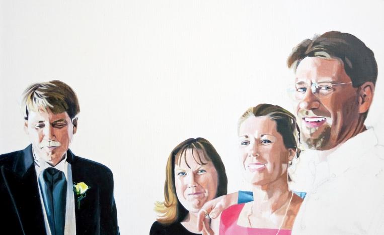 oil portrait painting, oil portrait artist, portrait artist, portrait painting, oil portrait
