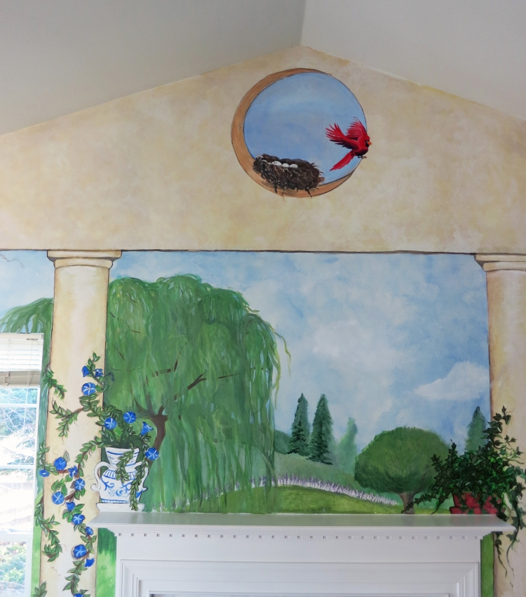 mural restoration, mural enhancement
