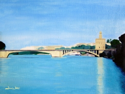Torre del Oro Oil Painting