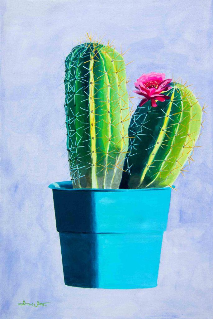 """cactus painting"", ""cacti painting"", ""cactus art"", ""cactus flower painting"", ""cactus wall art"", ""cactus art print"", ""cactus poster"""
