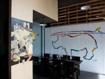 """""""lost rhino retreat murals"""", """"lost rhino retreat artist"""", """"lost rhino retreat paintings"""", """"lost rhino retreat art"""", """"ashburn mural artist"""", """"loudoun mural artist"""", """"artist dave white"""""""