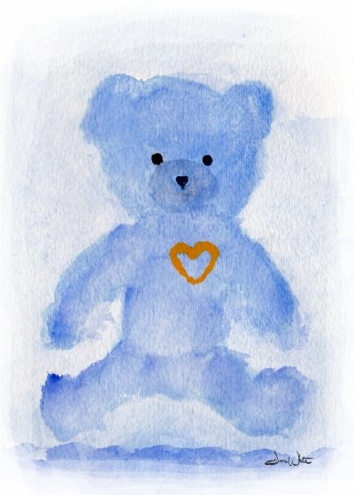 """teddy bear nursery art"", ""teddy bear art"", ""teddy bear poster"""