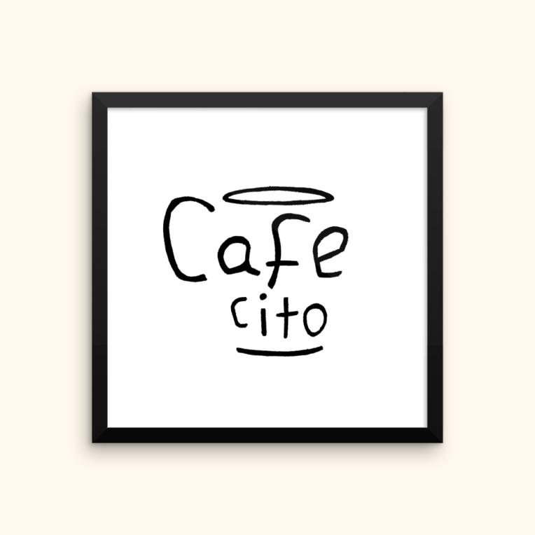 """""""cafecito art"""", """"coffee art print"""", """"cafe art print"""", """"cafe art"""", """"cafecito print"""""""