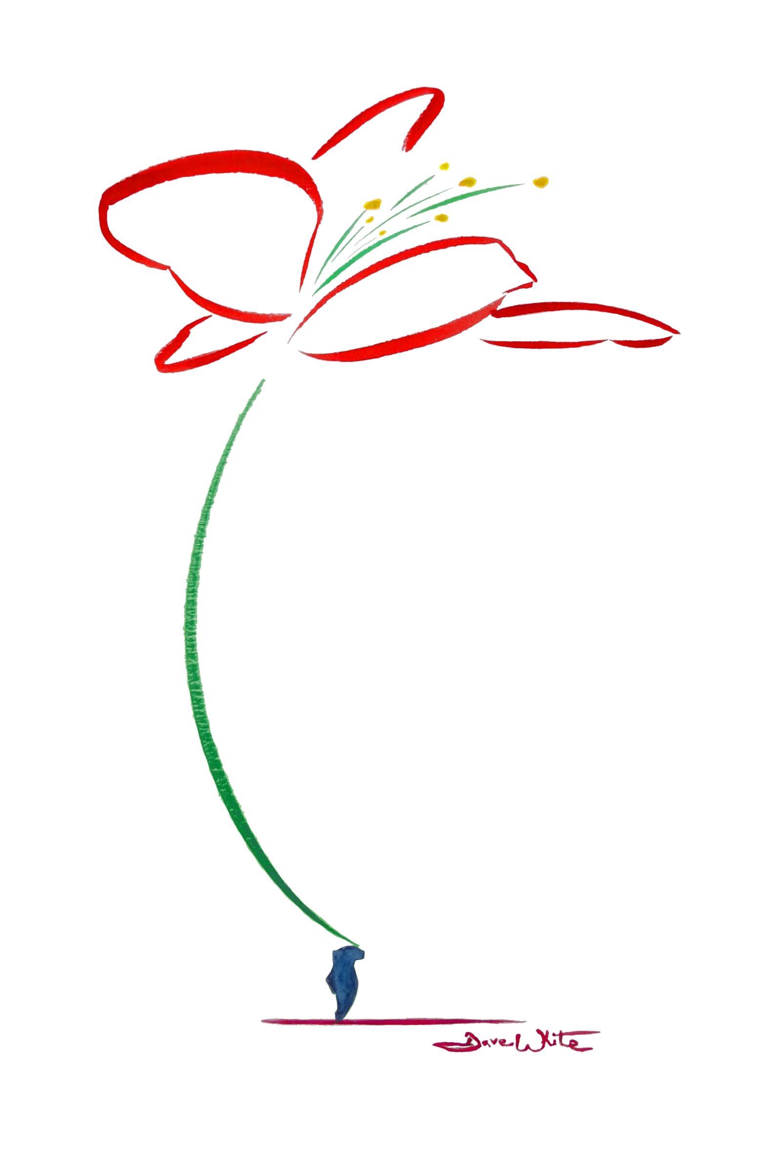 """""""dancing flower art"""", """"dancing flower painting"""", """"dancing flower print"""""""