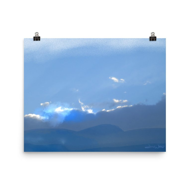 """cloud art"", ""cloud wall art"", ""sky wall art"", ""sky art"""