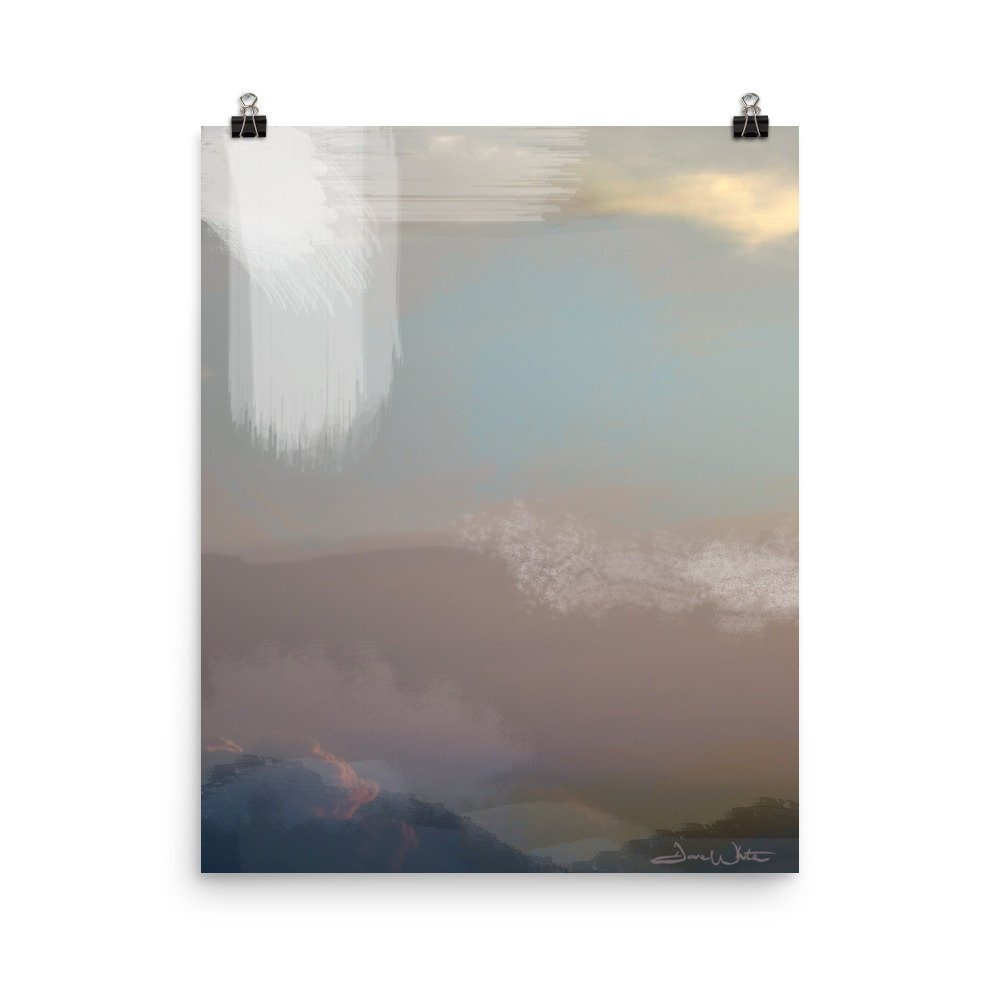 """muave art"", ""muave wall art"", ""sky print"", ""sky wall art"", ""abstract sky print"""