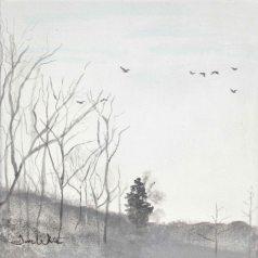 """winter landscape painting"", ""winter landscape art"", ""winter painting"""