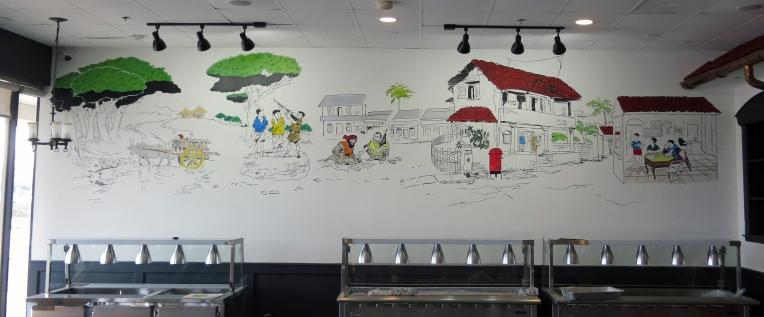 malgudi days mural, malgudi veg ashburn, malgudi veg mural, ashburn artist, ashburn muralist, ashburn mural artist, loudoun mural, loudoun muralist