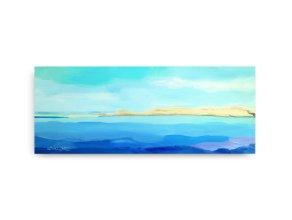 formentera painting, formentera art, original formentera painting on canvas, pintura formentera, arte formentera, original seascape painting on canvas