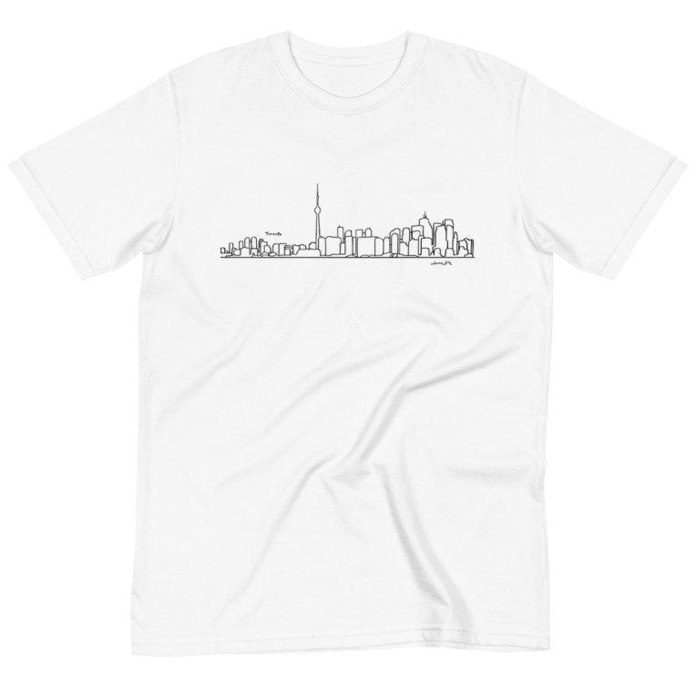 Toronto Skyline Shirt